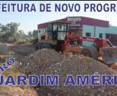 Trabalho continua na recuperação das vias de acesso do município