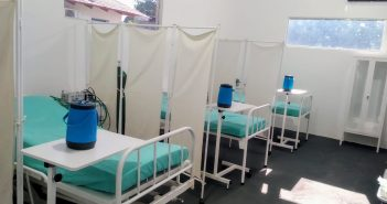 Prefeitura entrega ala para pacientes de COVID-19