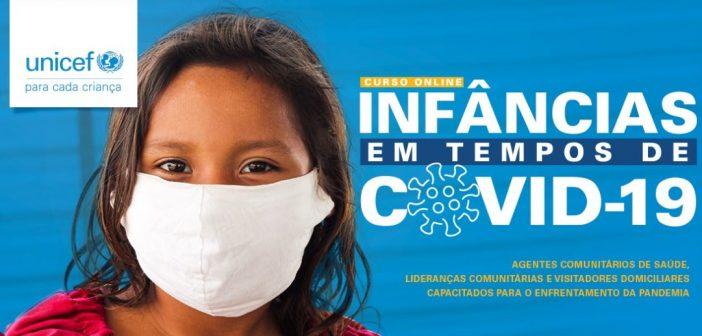 """""""INFÂNCIA EM TEMPOS DE COVID-19"""""""