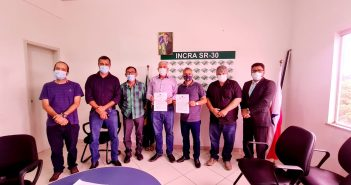 Titula Brasil: Prefeitura de Novo Progresso e INCRA assinam Cooperação.
